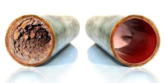 Risanamento tubi acqua potabile imec risanamenti for Tubo dell acqua calda
